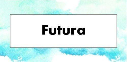 Download Font Futura